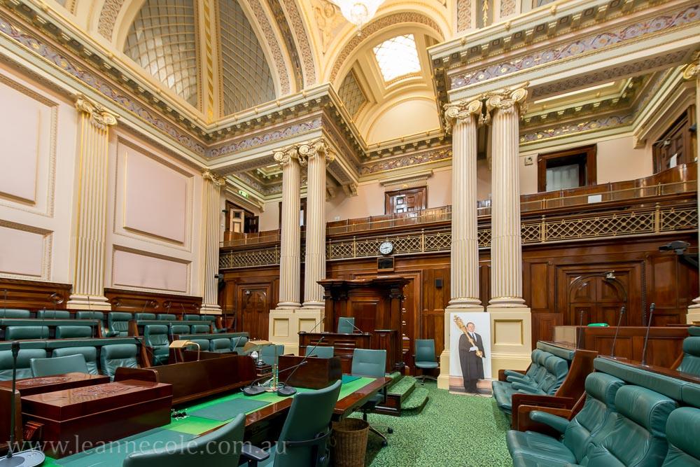 Melbourne Parliament House Architecture 0321